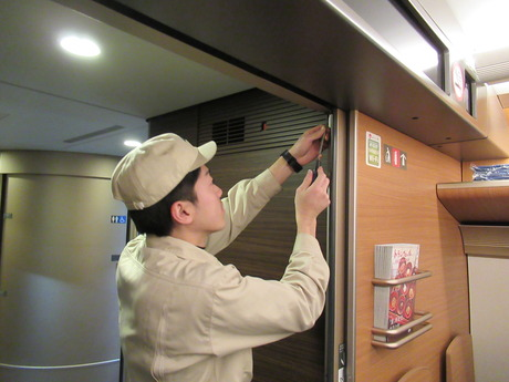 《安心のJR東日本グループ》新幹線車両の安全を下支えするやりがいのあるお仕事です!