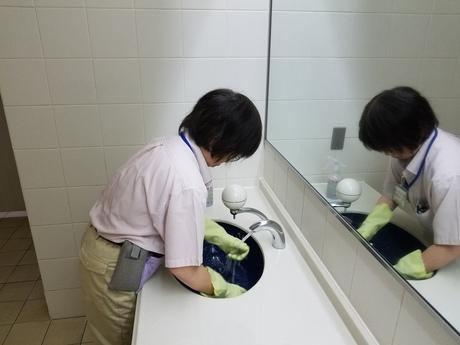 電車好きな方は必見!駅舎の清掃スタッフを募集。《JR東日本グループで勤務》